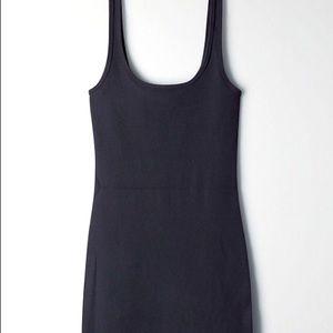 TNA Ribbed Bodycon Dress Size Double Extra Small